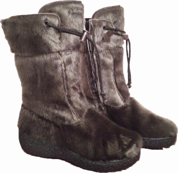 Обувь зимняя OscarBoot, green, short, size 36