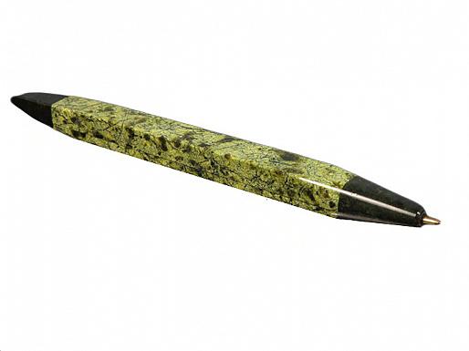 Ручка подарочная из змеевика, 160*12