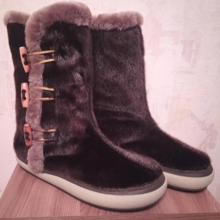 Обувь зимняя SnowBoot, brown, size 41